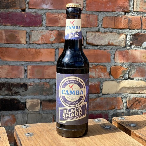Camba Bavaria Black sharck