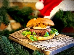 Image de  Burger Rossini